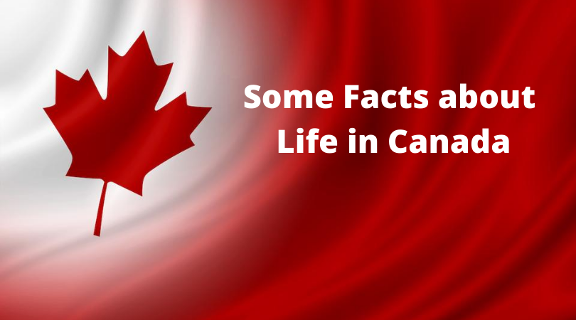 some facts about live in canada